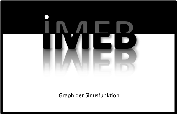 Trigonometrische Funktionen - Graph der Sinusfunktion